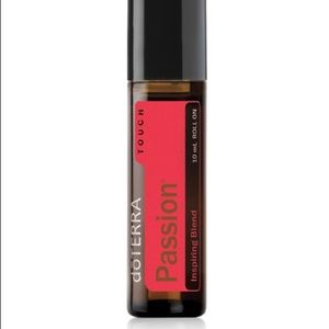 UNUSED doTERRA Passion Essential Oil